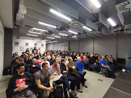 image of people during the event